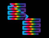 iridescent maze