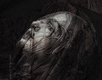 Print Design for Dark Art & Craft