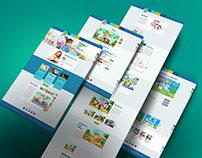 TinyU - Website, UI/UX