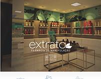Farmácia Extrato (Design de Interiores)