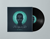 Virgil | Pre-made Album Cover Art design for sale