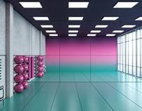Women's fitness center
