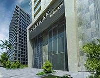 ASMAK plaza Residential Building,Cairo-Egypt