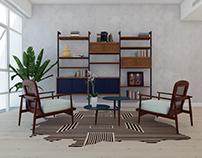 Proyecto Loma Norte - Como Interior Design