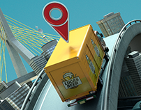 Mobil :: 3D City