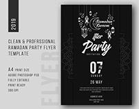 Party Flyer Design