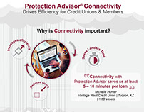 Protection Advisor Connectivity