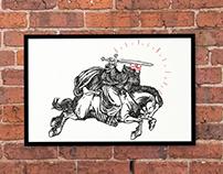 Conquest | Poster Art
