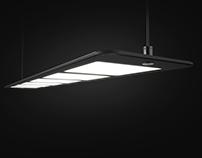 OLED Pendant Luminaire