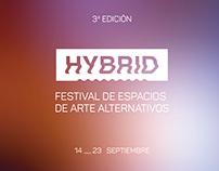 HYBRID FESTIVAL DE ARTE