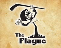Co-ed Hockey Logo - The Plague
