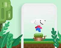Bigday-JOY回家路 互动游戏设计