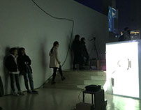 Interactive Projection Space
