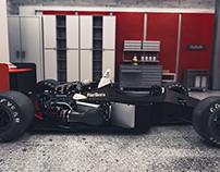 1988 McLaren MP4/4 - Ayrton Senna -