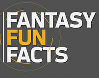 Fantasy Fun Facts Infographic / NFL Network