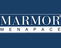 Movie Theater's video advertising for Marmor Menapace