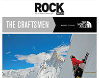 Rock & Ice and The North Face Email