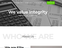 Elite Accounting Services