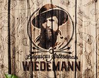 Linguiças Artesanais Wiedemann - Branding
