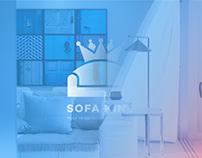 Sofa King - Visual Identity
