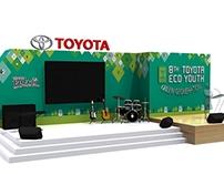 Toyota Eco Youth 8 - Gandaria City, Jakarta