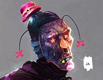 El payaso /The clown