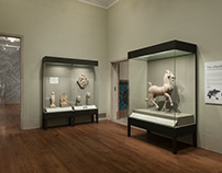 Chinese Galleries Reinstallation - January 2019