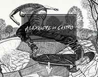 Alexandre de Castro - Illustrator &visual artist