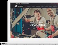 Mechanic WordPress Site Builder