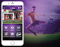 beIN POS I App Design