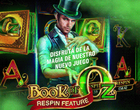 Book of Oz - Game Promotion