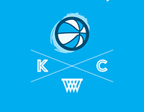 Mayor's Night Hoops Logo Development