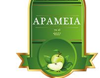 Apemeia Vodka with aroma