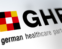 Logodesign / German Healthcare Partnership