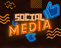 SOCIAL MEDIA BURGUER