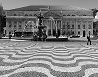 Lisboa B&W
