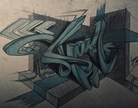 graffiti sketch ^^