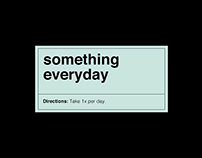 something everyday stickers