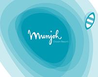 Munjoh | Resort Brand Identity
