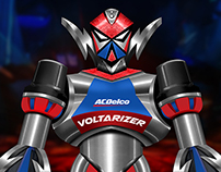 ACDelco Battery VOLTRAIZER Campaign