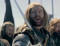 Up&Go Energize 'Highlanders'