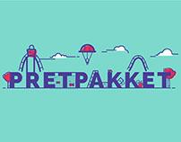 Pretpakket - Package full of joy | eCommerce