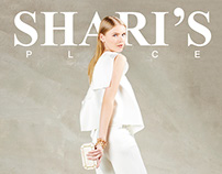Shari's Place S/S '17 Lookbook
