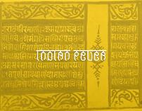 Indian fever - Font
