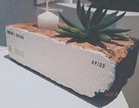 Brick X Brick . Co