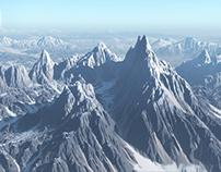 DMP: Snow Mountains
