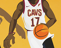 Cleveland Cavaliers: 17-18 Opening Day Social Graphic