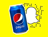 Pepsi Snapstagram