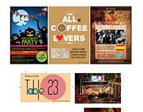 Table 23, Web & Graphic design