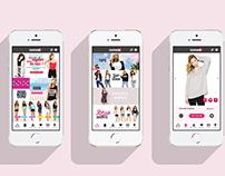 App for Garage Clothing